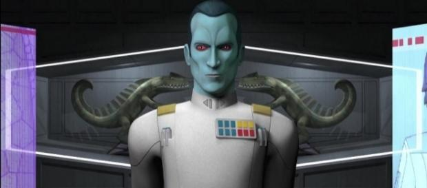 Star Wars Rebels - Neuer Teaser-Trailer verrät Admiral Thrawns ... - moviepilot.de