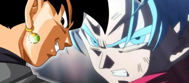 "Trunks VS Black, match retour ! (Image de ""iVoltGaming"")"