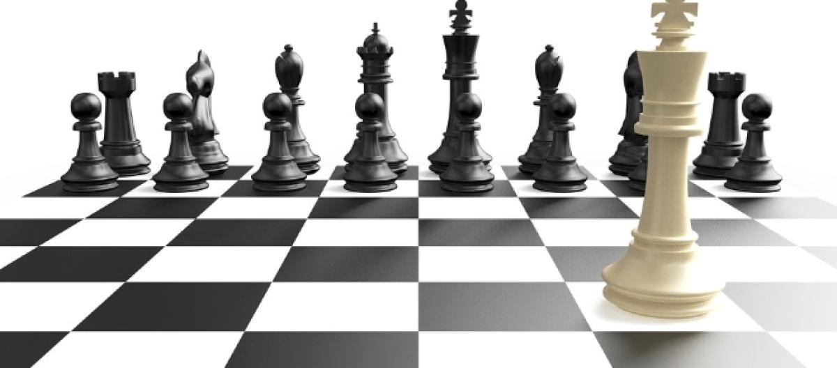 A game of chess highlights Iran\'s human rights record