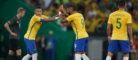 O Brasil soma e segue na fase de apuramento para o Mundial de 2018