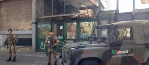 Aggrediti a Napoli e Milano i militari impegnati nell'operazione strade sicure