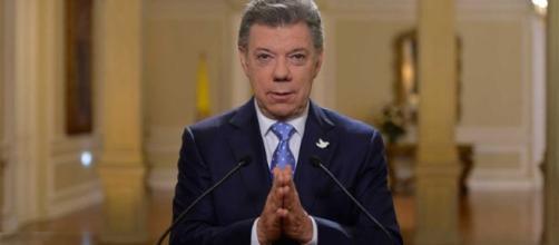 Juan Manuel Santos, Premio Nobel de la Paz 2016
