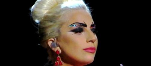 Lady Gaga channels Amy Winehouse in AHS Roanoke. Wikimedia