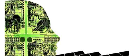 Intelligenza artificiale è il futuro.