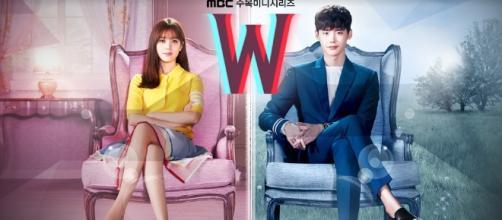 Os protagonistas Han Hyo-Joo e Lee Jong Suk