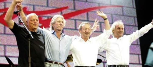 Reunion dei Pink Floyd per la causa palestinese