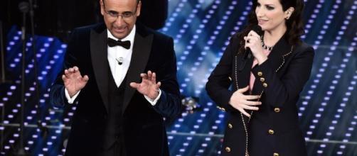Sanremo 2017, Laura Pausini co-conduttrice