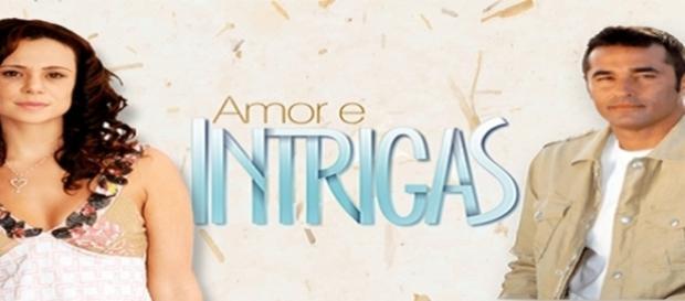 'Amor e Intrigas', novela da Rede Record