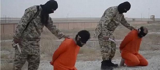 ISIS corta a orelha de 25 dos seus membros.
