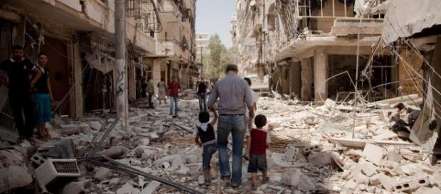 La città antica di Aleppo rischia di essere distrutta totalmente nel giro di due mesi