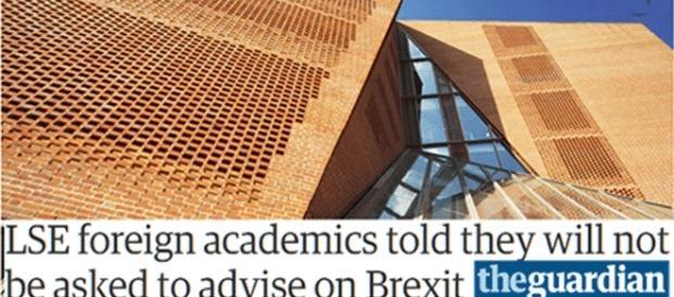 La direction de la LSE a confirmé au Guardian la mesure du Foreign Office