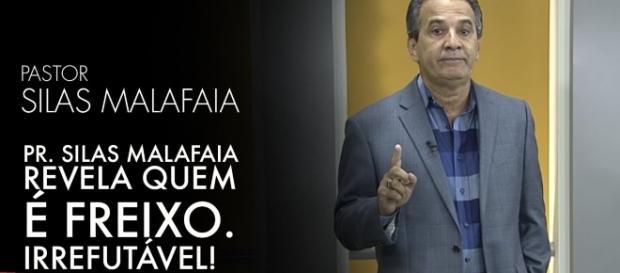 Malafaia ataca o candidato à prefeitura do Rio, Freixo