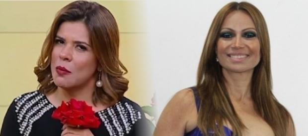 Mara Maravilha continua causando polêmica no 'Fofocando'