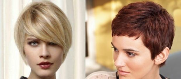 Taglio capelli corti 2016 donne foto