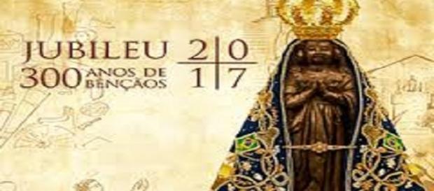 No dia da Padroeira do Brasil terá inicio o jubileu '300 anos de Bençãos'
