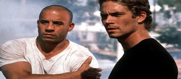 Paul Walker volta para lutar com Vin Diesel (Foto: Reprodução)