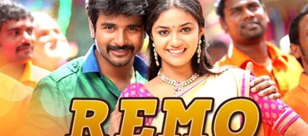 'Remo' Tamil movie staring Siva was released today (Panasiabiz.com)