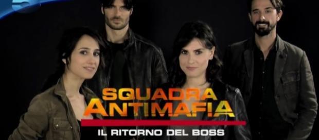 Squadra Antimafia 8 anticipazioni 6^ e 7^ puntata
