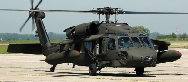 Stealth MH 60 Black Hawk (fot. pinterest.com)