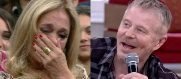Susana Vieira e Miguel Falabella - Foto/Reprodução: TV Globo