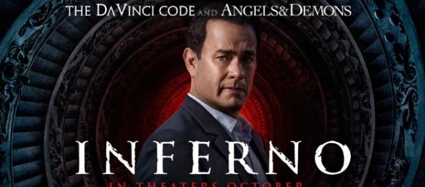 "Tom Hanks is back in ""Inferno"""