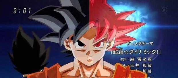 Uno de los muchos cambios de la animación del opening.