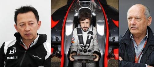 Fernando Alonso es pieza clave en el proyecto McLaren-Honda