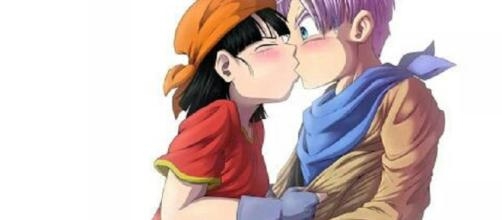 pan y trunks dragon ball super
