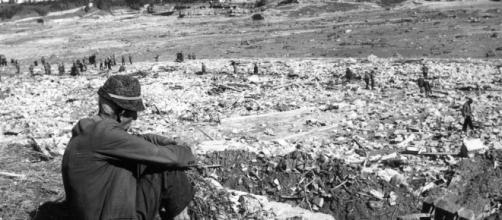 Vajont 9 ottobre 1963: Il paese che non esiste più, spazzato via dalla valanga d'acqua