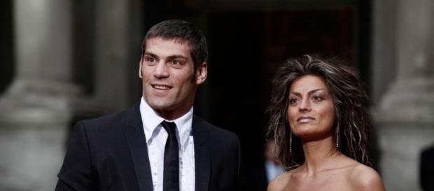 Clemente Russo con la moglie Laura Maddaloni