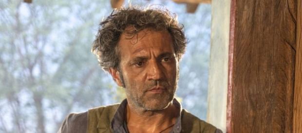 Domingos Montagner morreu afogado no rio São Francisco