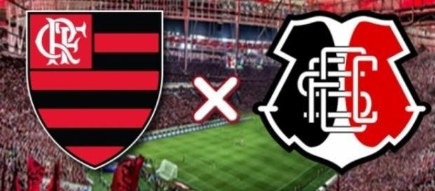 Flamengo x Santa Cruz: ao vivo na TV e online