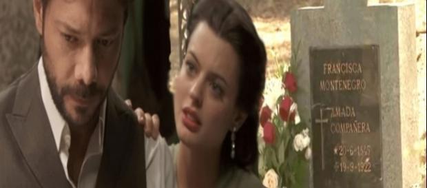 Il Segreto, puntata 1166: i funerali di Francisca, Lucas in crisi