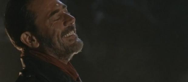 Immagine: Negan di The Walking Dead.