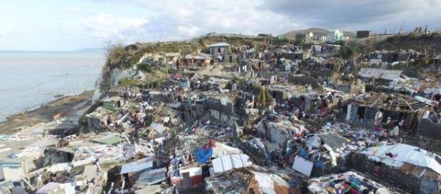 Jeremie es una de las ciudades más afectadas