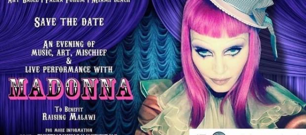 La 'Regina del Pop' #Madonna, come #BritneySpears, si dà alla beneficenza! #BlastingNews