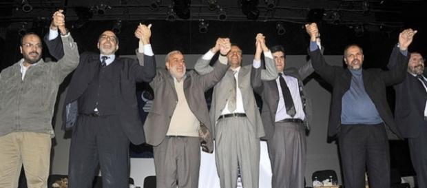 Les principales personnalités du PJD en 2011