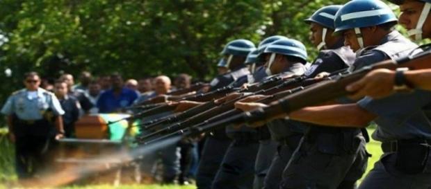 Número de policias mortos ou feridos no Rio De Janeiro é investigado, foto reprodução: Google