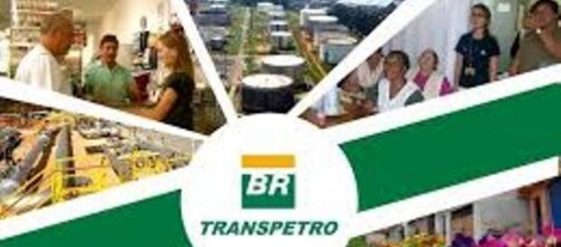 Oportunidades na Transpetro. Fonte: transpetro.com.br