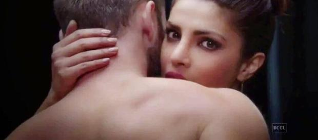 Priyanka Chopra is seen in a scorching scene from the television ... - indiatimes.com