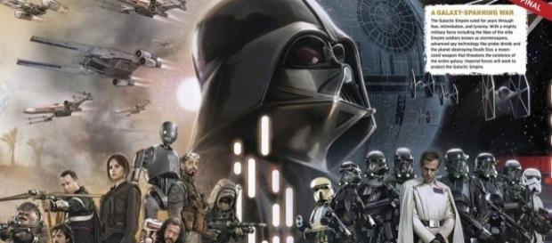 Rogue One – A Star Wars Story: la guida ufficiale del film rivela ... - mangaforever.net