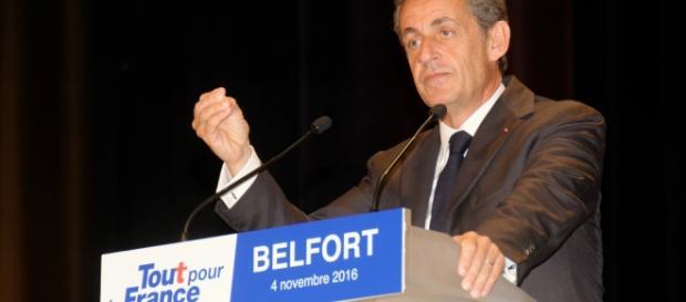 Sarkozy - Tout pour la France - Belfort CC BY