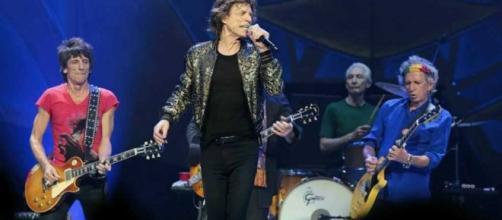 Rolling Stones lançam disco de originais 54 anos depois da sua fundação.