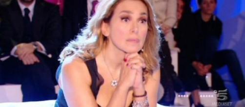 Barbara d'Urso offesa in diretta tv oggi