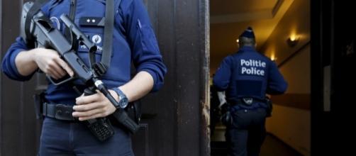 Ben 13 avvisaglie per la polizia belga