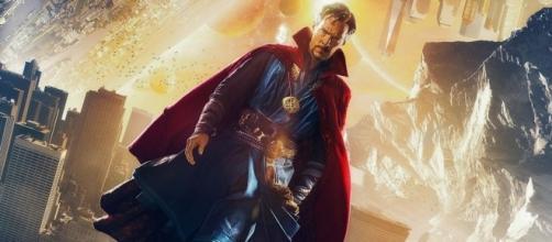Benedict Cumberbatch interpreta a Doctor Strange