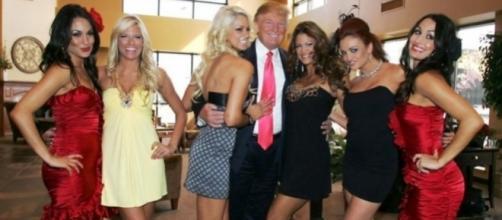 Donald Trump, la sua passione per le belle donne segnerà la disfatta elettorale?