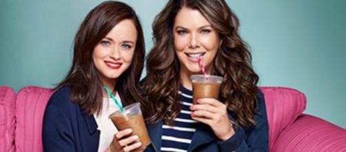 Gilmore Girls Netflix Revival First Look - tvweb.com