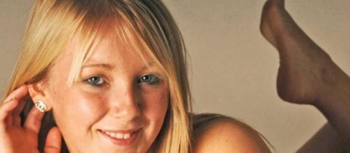 La giovane ex modella di nazionalità inglese