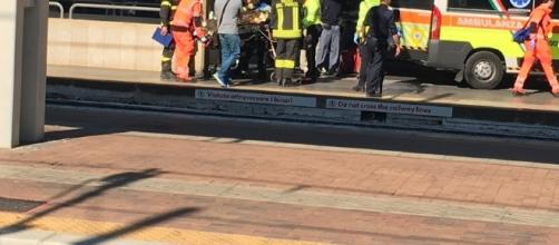 Mestre: 37enne travolta da un treno, braccio amputato